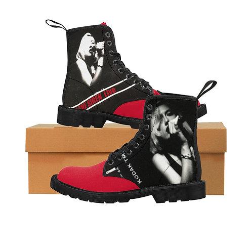 JAYMES BULLET Official BAYOU NOIR RECORDS Designed Women's Boots