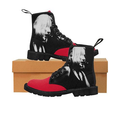JAYMES BULLET Official BAYOU NOIR RECORDS Designed Men's Boots