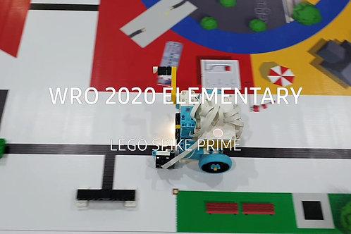 WRO 2020 ELEMENTARY - SPIKE®
