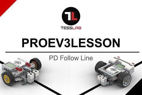 PD FollowLine Lesson