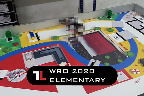 WRO 2020 Elementary (1m20s)