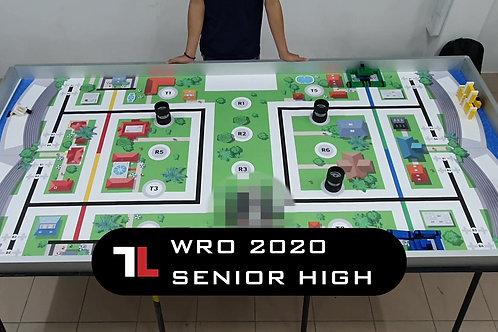 WRO 2020 SENIOR HIGH (90S-120S)