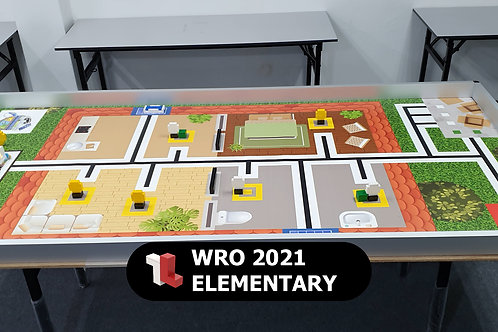 WRO 2021 Elementary (SPIKE) - 1 Core Set Only!