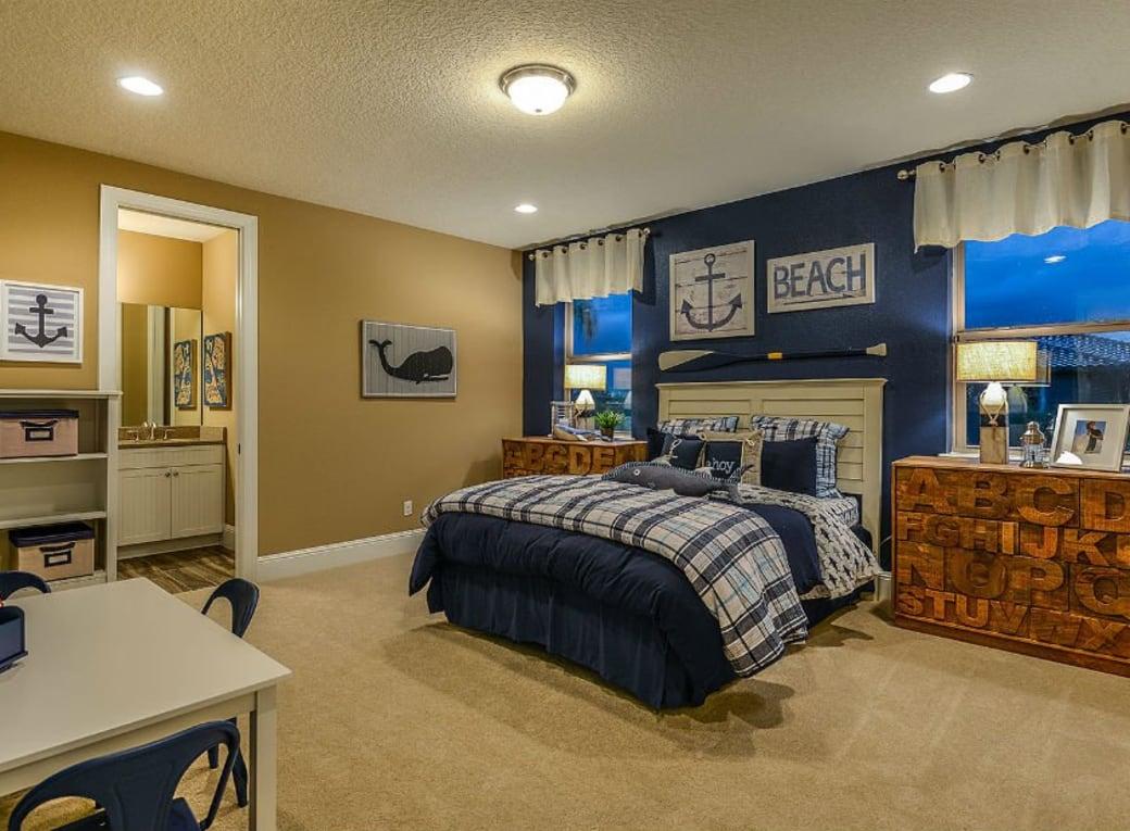 Orlando-Florida-Pulte-Enclave-VillageWalk-Sunchase-Bedroom-3