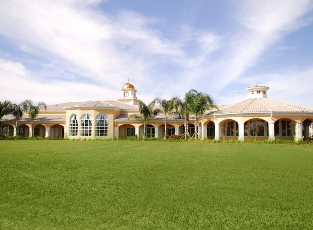 Orlando-Florida-Pulte-VillageWalk-at-Lake-Nona-Community-Back-Clubhouse