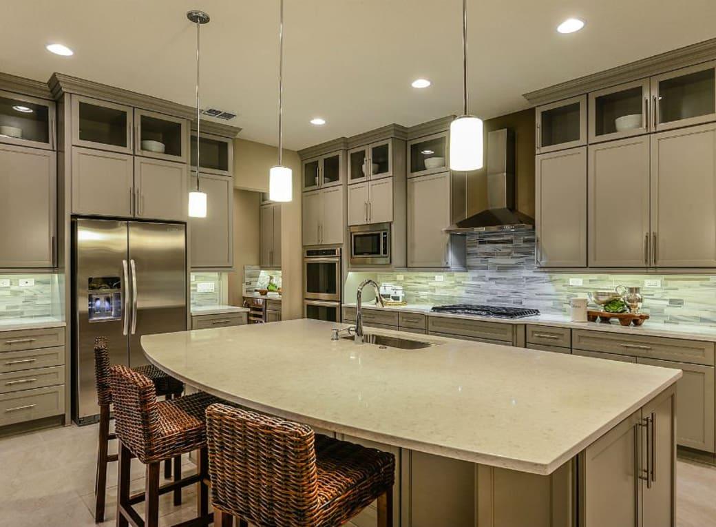 Orlando-Florida-Pulte-Enclave-VillageWalk-Portside-Kitchen-2