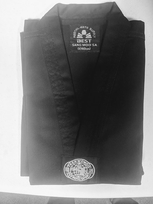 Black Uniform- BlackBelts