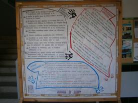 Respuestas de alumnxs de 2ºESO sobre la charla de diversidad afectivo-sexual y de género