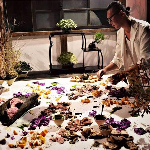 ソウダルア「未来の食卓」