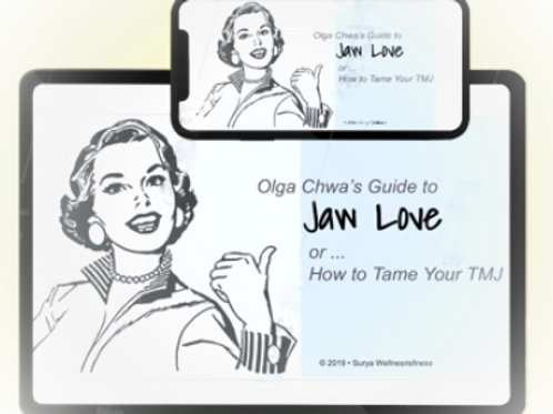 Olga Chwa's Guide to Jaw Love, digital edition