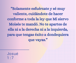 Josué 1:7