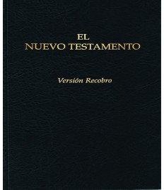 Nuevo Testamento Versión Recobro, Económica Tapa dura