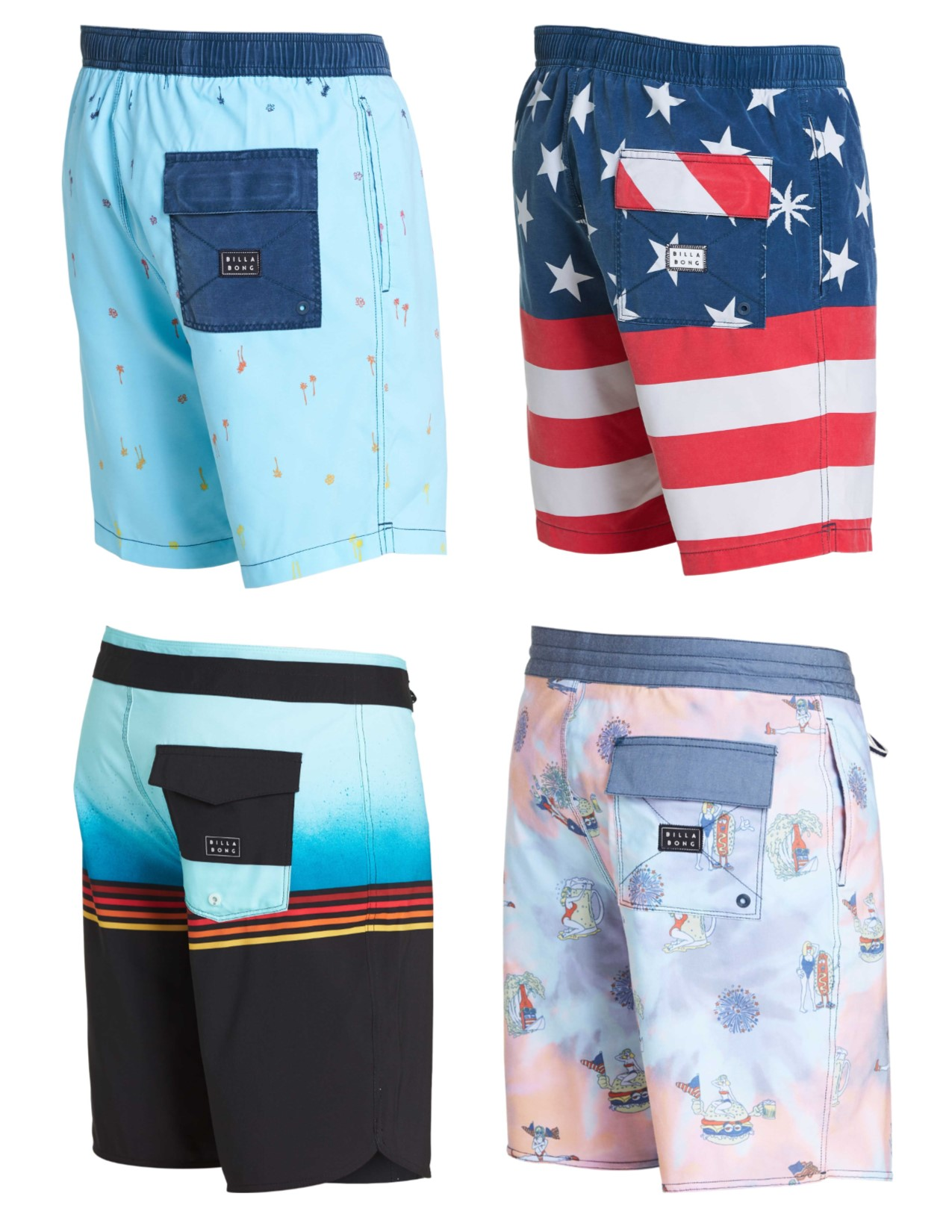 2018 billabong boarshorts 2