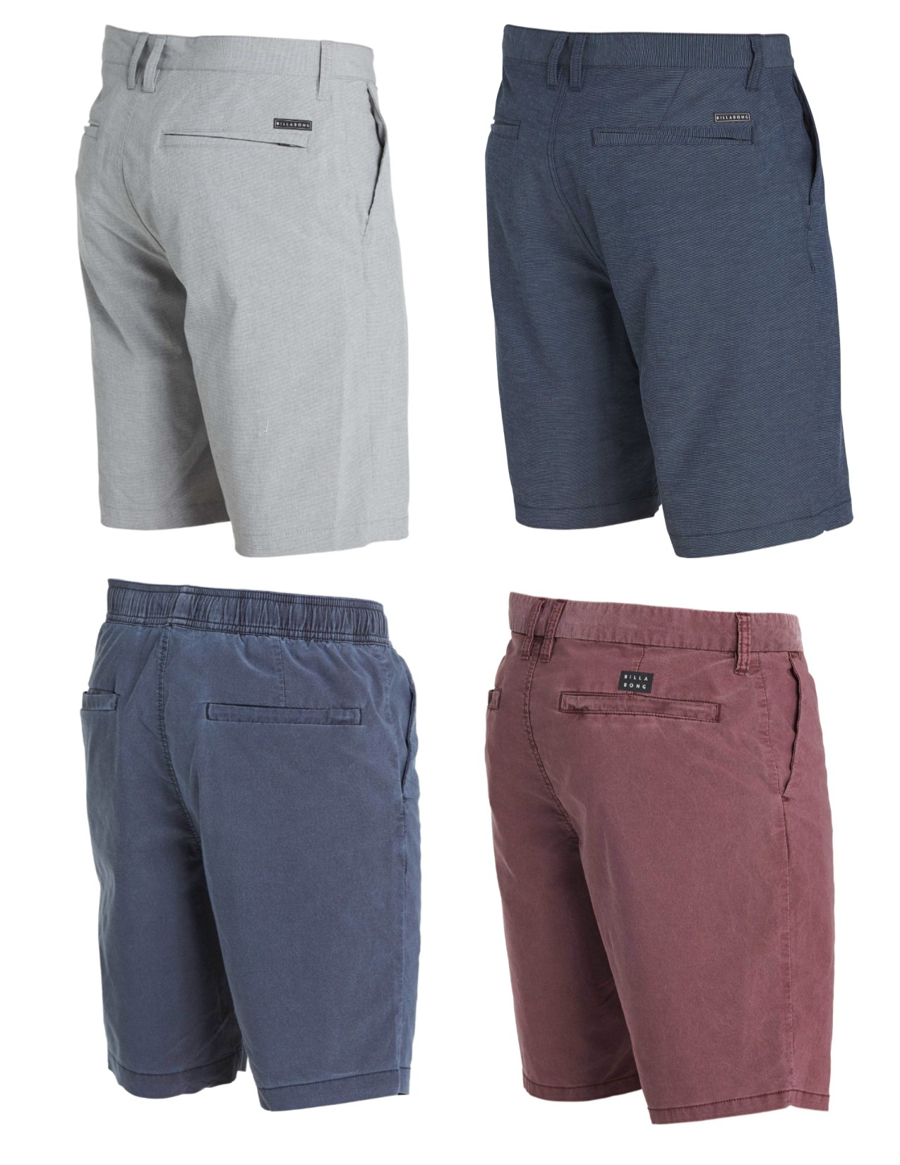 2018 billabong mens shorts