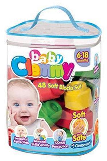 BABY CLEMMY SACCA MATTONI
