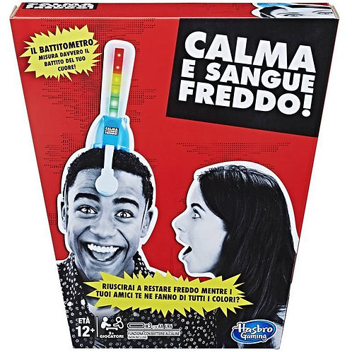 CALMA E SANGUE FREDDO