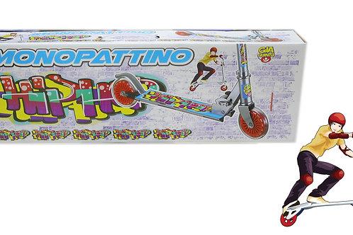 MONOPATTINO 2 RUOTE HIP HOP