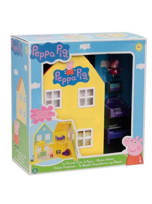 LA GRANDE CASA DI PEPPA PIG