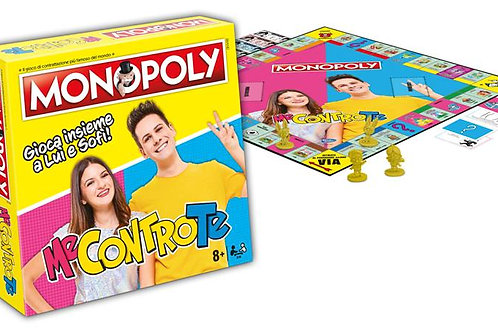 MONOPOLY ME CONTRO TE 8+