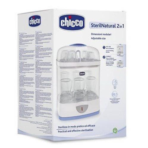 CHICCO STERILIZZATORE ELETTRICO  2in1