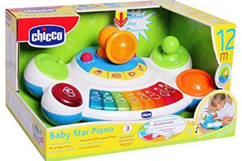 BABY STAR PIANO CHICCO