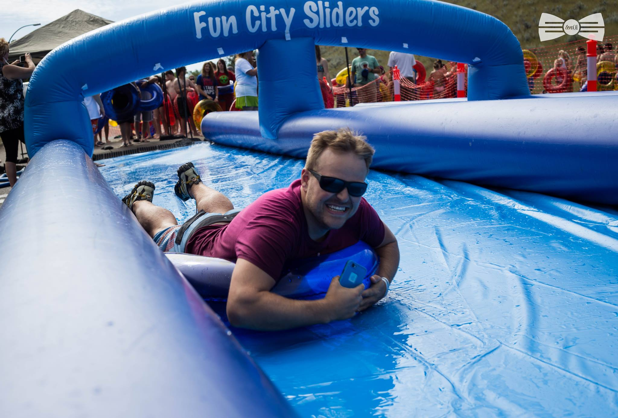 Fun City Sliders