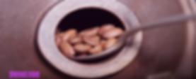 Kaffebønner brennes hos Løfbergs