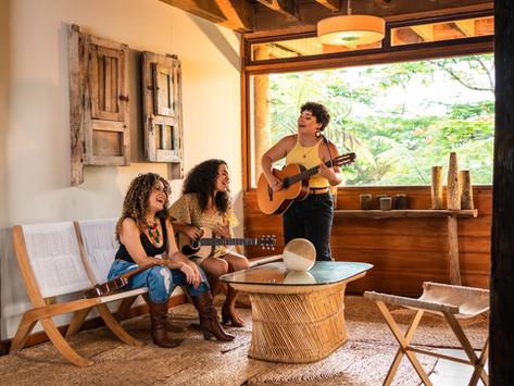 """Mila y Klaro de Luna en su sencillo """"Llegará el día"""""""