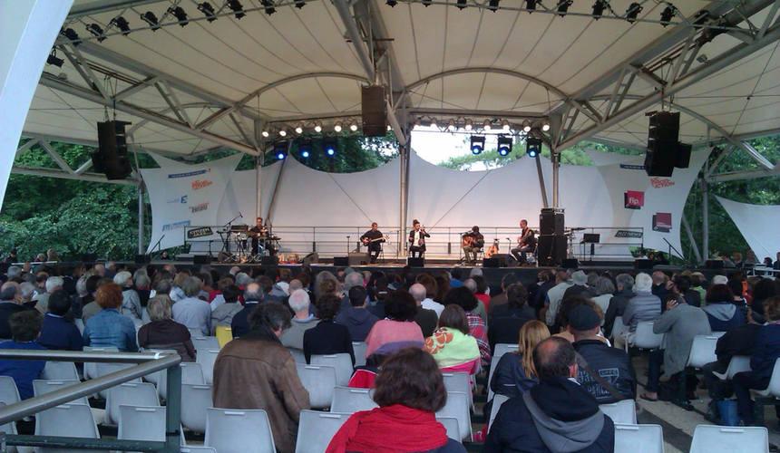 Paris Jazz Festival - Urbs Audio