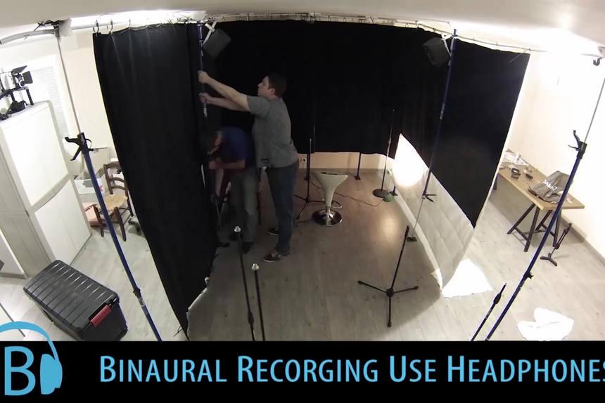Installation Studio Audio 3D