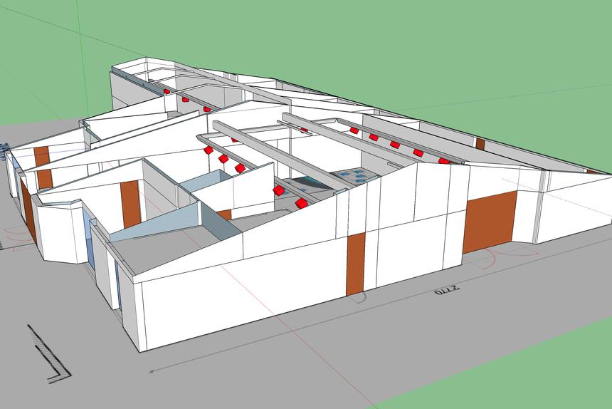 Plan Architecte 3D