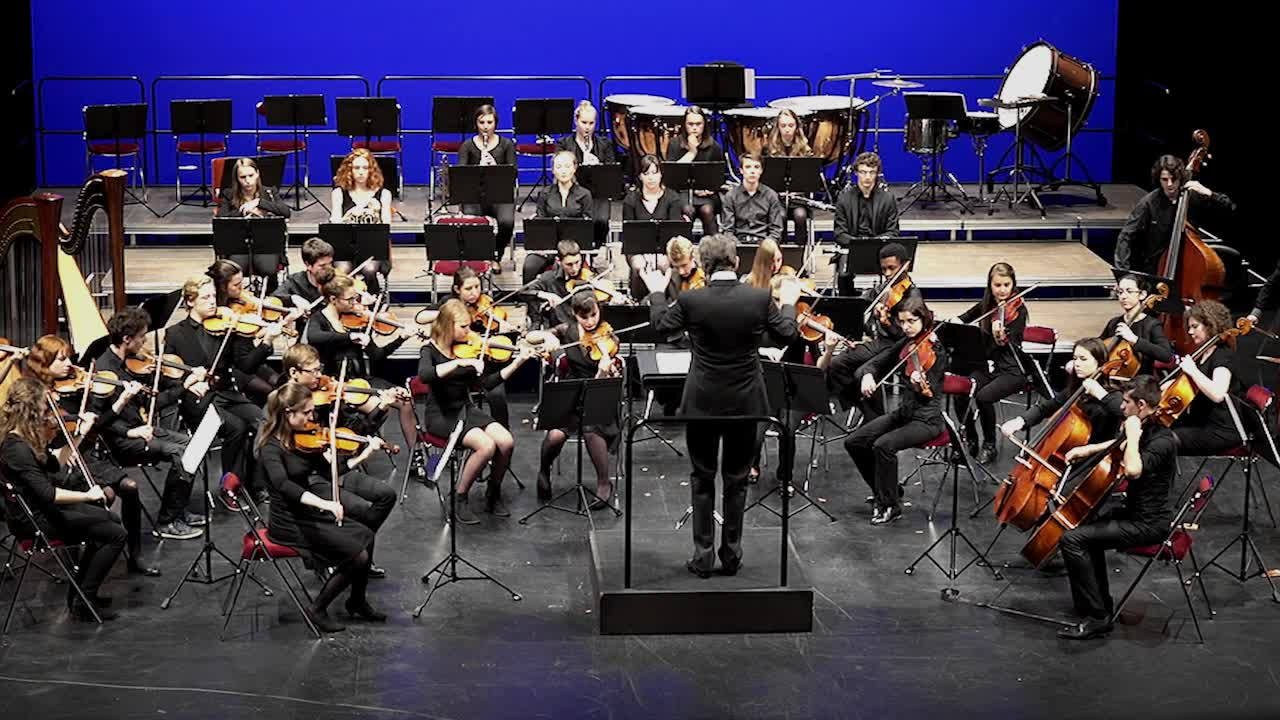 Opéra de Rennes - Conservatoire à Rayonnement Régional.
