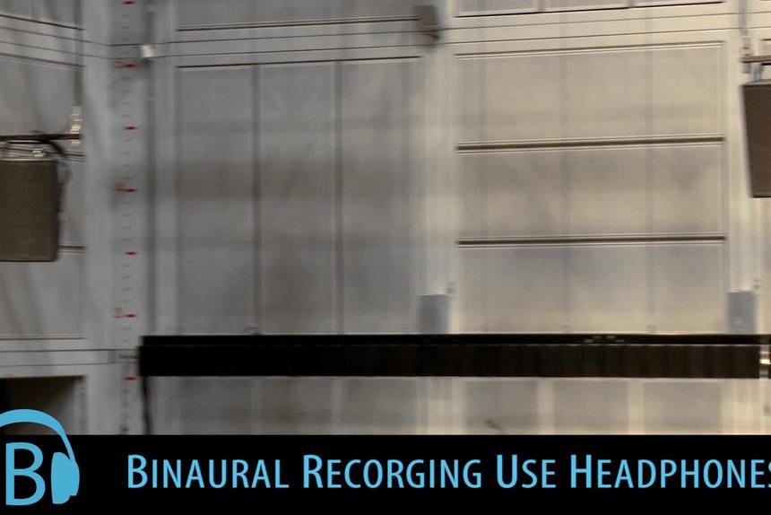 DEMO IRCAM Audio 3D