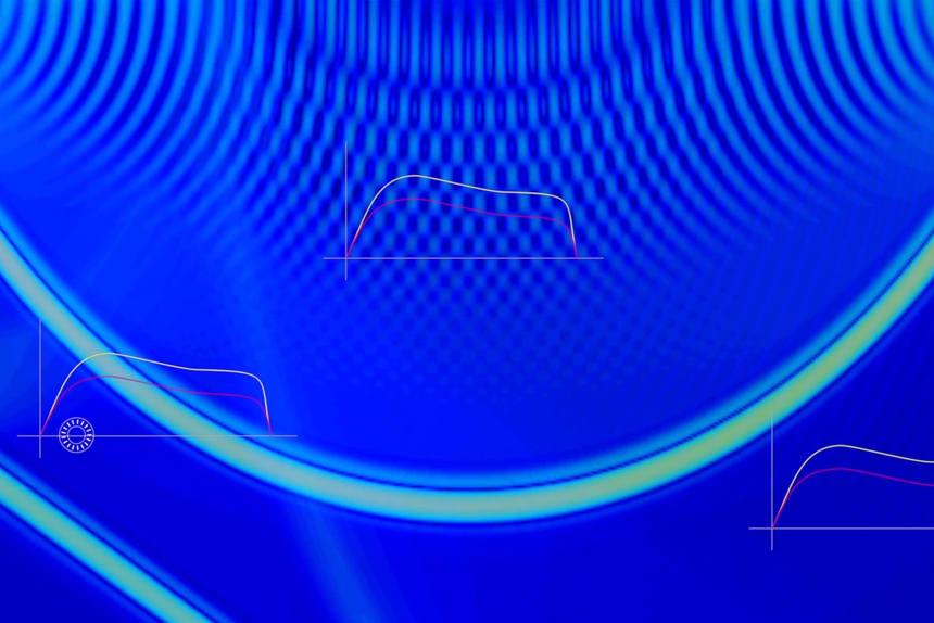 Simulation WFS Audio 3D