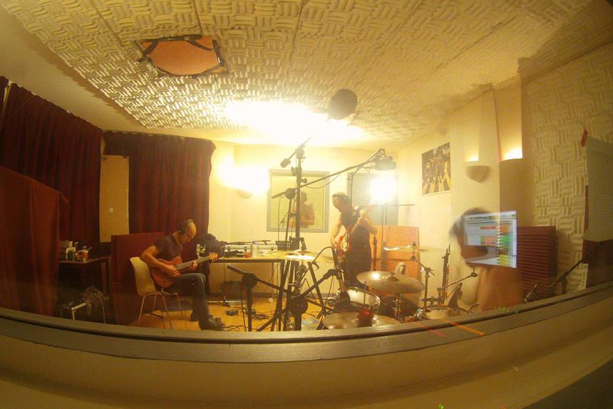 Enregistrement Groupe Rock