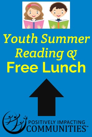 Summer Reading & Lunches