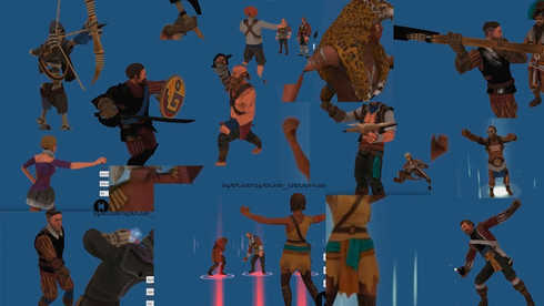 Sound Design Personages 4
