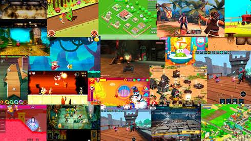 Sound Design Games Mix 1