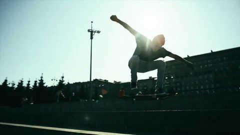 Music Siberian Wellness Skateboard Smoke