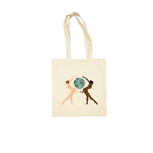 Tote Bag 'Until We Are All Free'