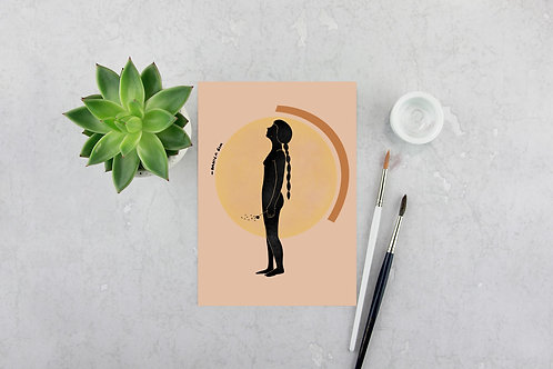 'Embrace The Unknown' Print