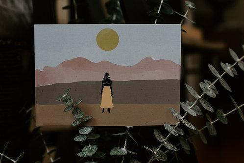 'Solitude' Print