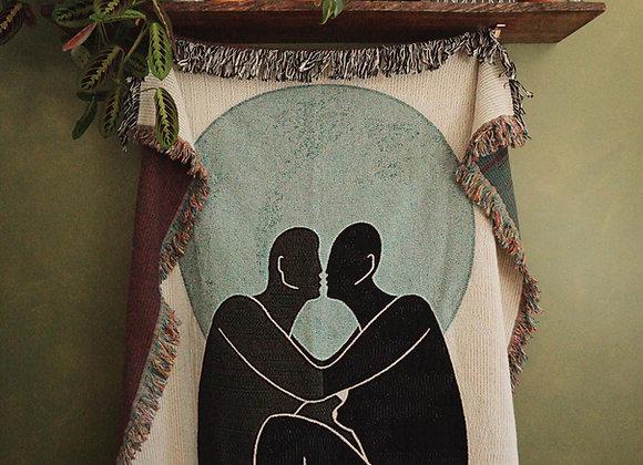 Woven Tapestry  / Blanket
