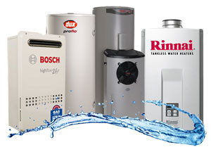 HOT WATER SYSTEM INSTALLATION AND REPAIRS