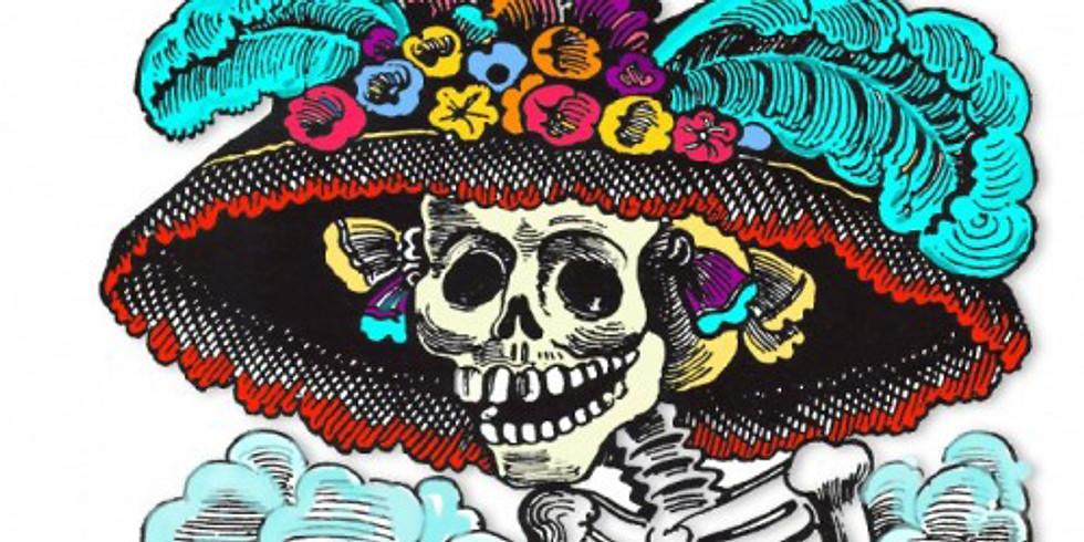 """Primero de Noviembre """"Día de Muertos México"""" Patrimonio de la Humanidad."""