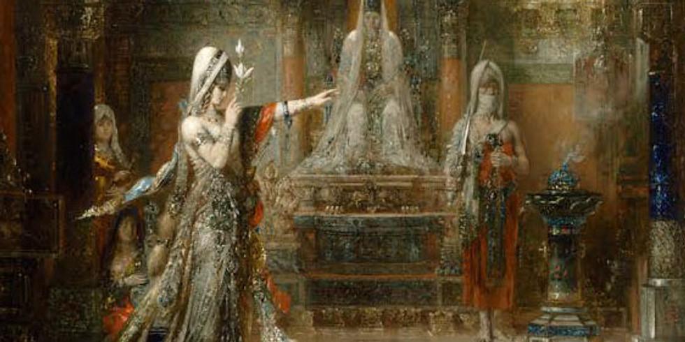 La Danza Mortal de Salomé: De la Biblia a Oscar Wilde
