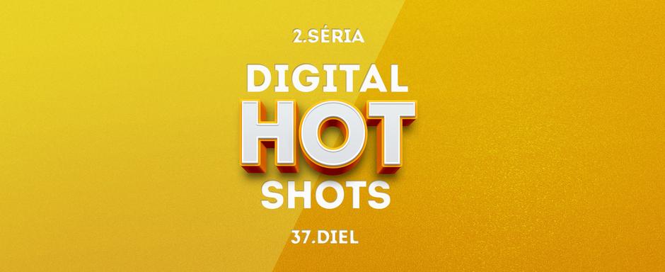 YouTube testuje reklamný nástroj, nový sticker od IG a ďalšie novinky | Digital Hot Shots 2 #37