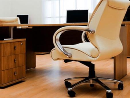 Limpeza de Cadeiras Escritório