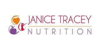 Janice Tracey nutrition logo landscape