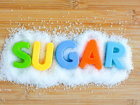 How much Sugar is dangerous?